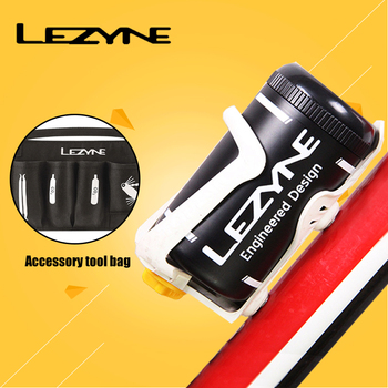 Lezyne tool cans Bicycle kit road / mountain water bottle tool / spare tire box