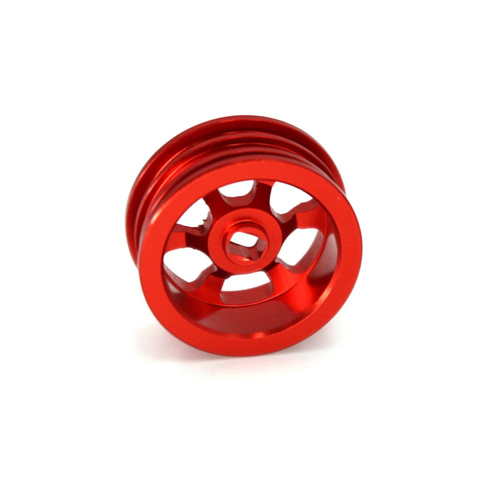 30mm <font><b>RC</b></font> Car Tires & <font><b>Wheels</b></font> For WLtoys 1/28 K969 K989 P929 4WD Short Course Drift Off Road <font><b>Rally</b></font> Upgrade Parts image