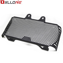 CNC MOTORCYCLE RADIATOR GUARD GRILLE OIL COOLER COVER FOR BMW  R NINE T PURE 2017-2019 RACER