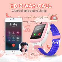 New Exclusive R6 Smart Watch Waterproof Child Baby Watch Child SOS Call Locator Tracker Anti-lost Monitor Intercom with Camera(China)