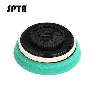 Image 5 - SPTA 5/6 pulgadas placa de soporte para Felex pulidor reemplazable gancho y bucle cara placa de soporte para rotación forzada pulidor DA