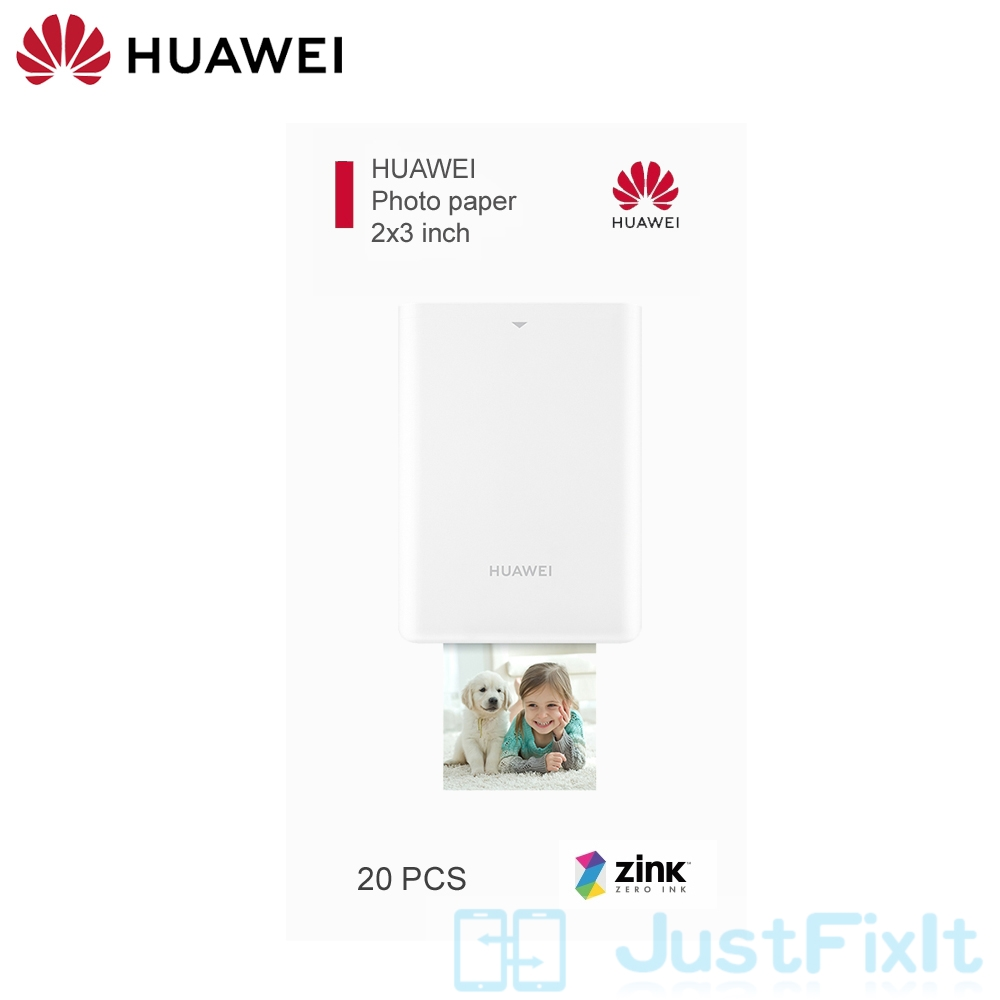 For Huawei Printer Photo Paper For Huawei Pocket Printer Mini Portable DIY Photo Printers