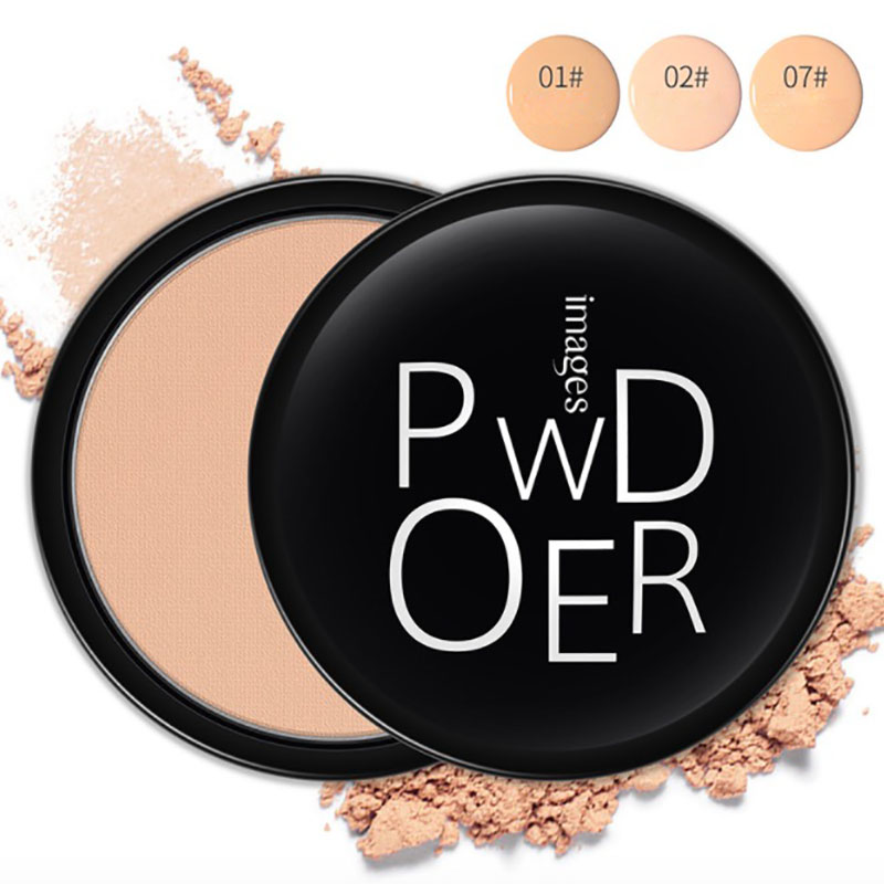 Soft Translucent Compact Pressed Powder Face Contour Palette Finishing Powder Setting Makeup Bare Mineralize Cosmetic
