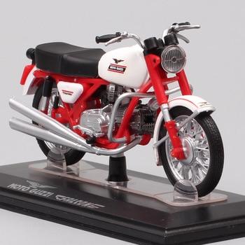 1:22 scale Starline Moto Guzzi Falcone Nuovo sport bike motorcycle Diecast Vehicle model toy miniature Replicas of kid boys gift