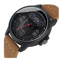 Men's Watch 2020 New Fashion Warches For Men Leather Band wristwatch Student Sport Clock
