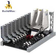 Buildmoc 05034 кино космические войны имперский корабль космический
