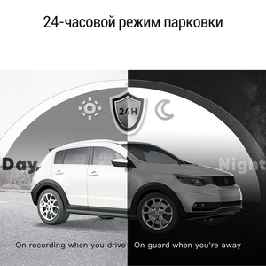 Image 2 - 70mai דאש מצלמת לייט GPS רכב DVR WIFI Dashcam 24H חניה צג וידאו מקליט 1080P HD ראיית לילה דאש מצלמה
