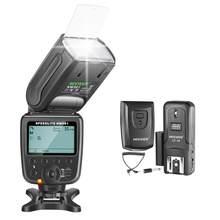 Neewer NW-561 GN38 écran LCD manuel Kit Flash Speedlite pour Canon Nikon et autres appareils reflex numériques, comprend: Flash NW561 + déclencheur