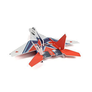 Mig-29 650mm Wingspan Glue-N-Go Foamboard Exceptional Value EPP RC Airplane Kit