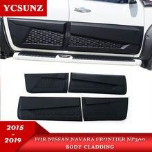 Body Bekleding Voor Nissan Navara Frontier 2019 Body Kits Voor Nissan Navara 2016 Body Bekleding Voor Navara NP300 2015-2019 Ycsunz
