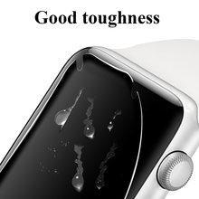 Прозрачная Гидрогелевая пленка для apple watch серии 3 5 44