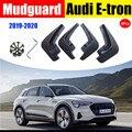 Брызговики для Audi E-tron, электронные аксессуары для автомобиля