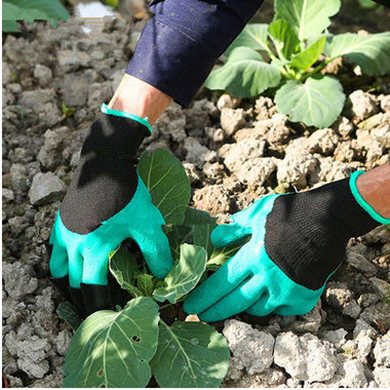 Anti-stab Gardening Protection Work Gloves Comfortable Cut-resistant Gloves