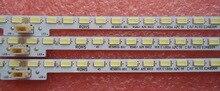 2 יח\חבילה עבור Hisense LED50K5500US LCD תאורה אחורית רצועת RSAG7.820.6412 מסך he500iu b51 80LED 544MM
