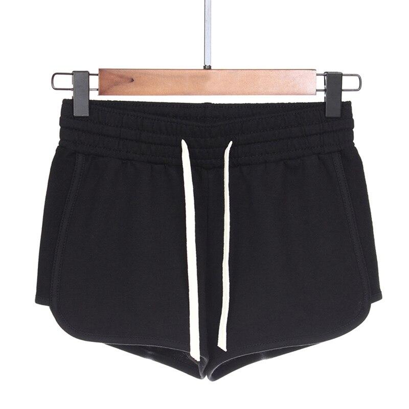 Hot Sexy Women Fashion Summer 4 Colors Sports Elastic Waist Leisure Casual Shorts