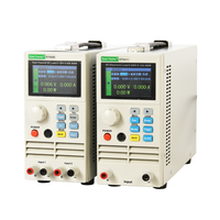 ET5420 DC Electronic load high-presicion Programmable dual-channel adjustable battery load tester with 2.8