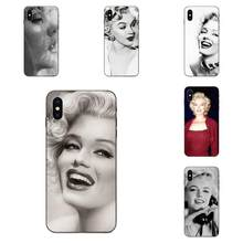 Special Double Gun Marilyn Monroe For Galaxy A10S A20S A2 Core A30S A40S A50S A70S A90 5G M10 M30S M40 Note 10 Plus(China)