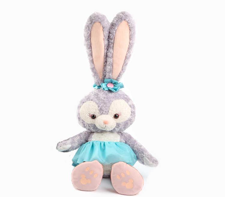 かわいいウサギの人形ベビーソフト子供のためのぬいぐるみ Pupet 睡眠メイトぬいぐるみ動物のおもちゃのギフト、 1Yc9471