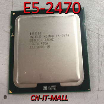 Pulled E5-2470 Server cpu 2.3G 20M 8Core 16 thread LGA1356 Processor