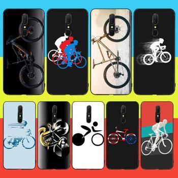 Nbdruicai マウンテンバイクカスタム写真ソフト電話ケース oppo A5 A9 2020 リノ z Realme5Pro R11 ケース