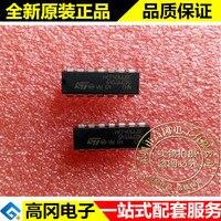 10 조각 HCF4066BE 4066 DIP14 ST