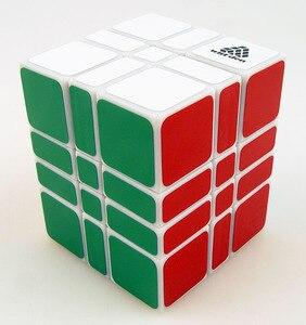 Image 5 - MF8 مجنون 3x3x3 الثقب السحري ويتيدن سوبر 3x3x2 2x3x4 3x2 3x2 3x3x7 3x3x8Cubing سرعة التعليمية Cubo magico اللعب كهدية