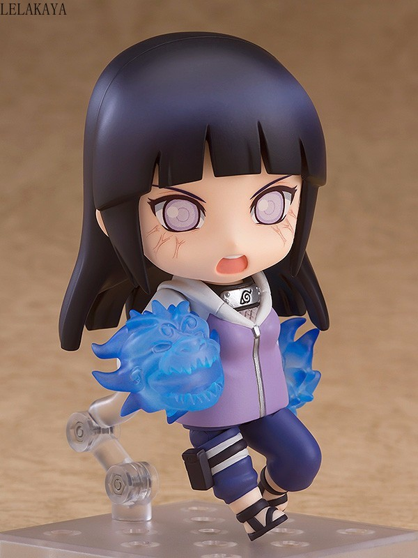 Image 5 - 10cm Mini Cute Anime Character Naruto Shippuden 879 Hinata Hyuga Changeable Ver. PVC Action Figure Collection Model Cartoon ToysAction & Toy Figures   -