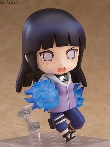 Image 5 - 10cm Mini Cute Anime Character Naruto Shippuden 879 Hinata Hyuga Changeable Ver. PVC Action Figure Collection Model Cartoon Toys
