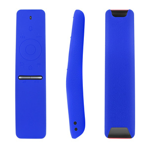 Image 5 - Imperméable à leau Silicone TV Oice Version télécommande couverture de protection étui pour samsung TV ensemble anti poussière outils contrôleur couverture
