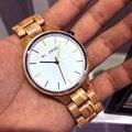 Новые часы мужские Relogio Masculino BOBO BIRD часы-браслет деревянные часы Для мужчин наручные часы мужские часы с деревянной коробкой принимаем ...