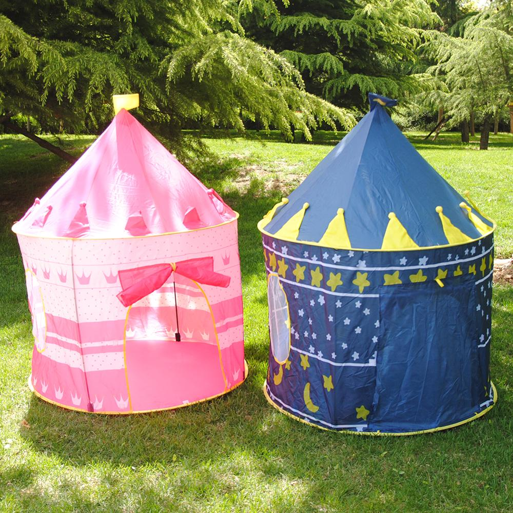 Girls Baby Tent for Kid Tipi Tent Castle Play Tent House Kids Furniture Play Toys Pool Tipi Wigwam for Kids Toys for Children image