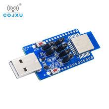 CC2530 USB to TTL UART CH340G Test Board Kit ZigBee Module 2.4GHz  E18-TBL-01 for E18-MS1-PCB