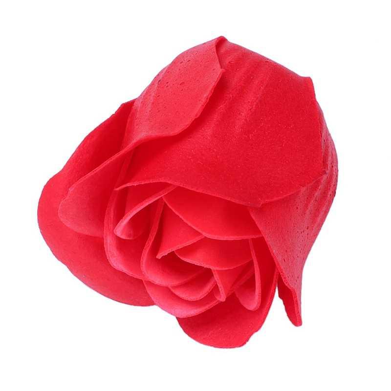 ขายร้อนจำลอง Rose SOAP ดอกไม้กล่องงานแต่งงานของที่ระลึกของขวัญวันวาเลนไทน์วันเกิดของขวัญสวยสำหรับแม่