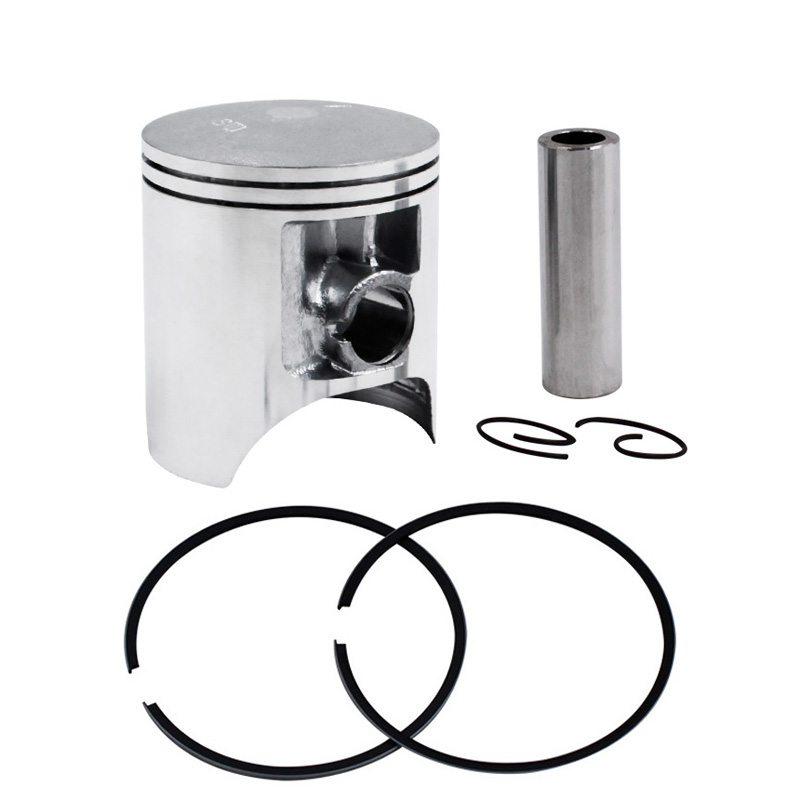 STD 66mm +100 67mm Motorcycle Piston & Ring & Clip Kit For HONDA CR250 Before 1986 for SUZUKI RM250 1989-1995 RMX250 1989-1999 image