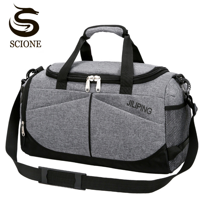 Hot Men Travel Handbag Large Capacity Women Luggage Sport Duffle Bags Male Canvas Big Travel Folding Trip Shoulder Bag