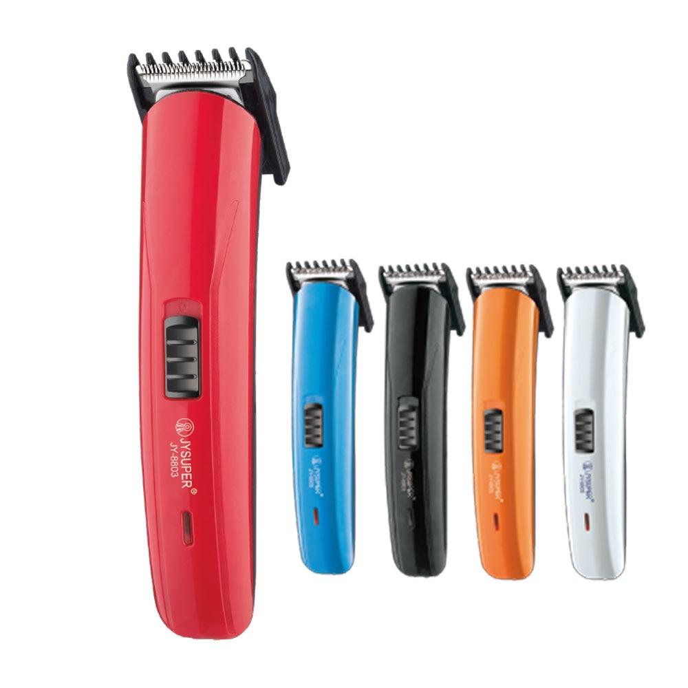 Portable Men Hair Clipper Electric Cordless Mini Hair Trimmer Professional Rechargeable Barber Beard Hair Cutting Machine Cutter