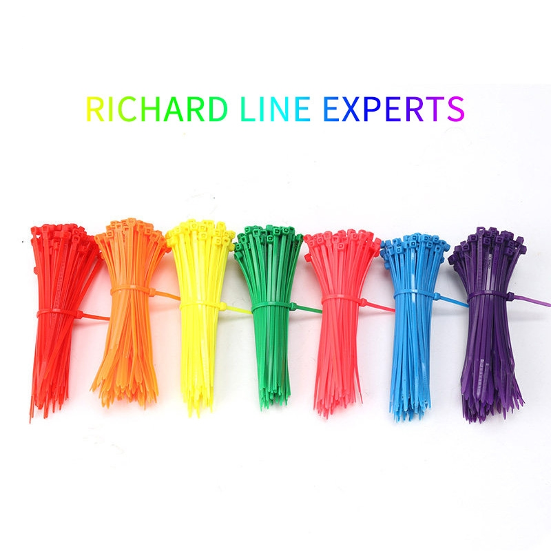 5 Strong Natural Colour Nylon 66 Cable Ties 650mm x 8.8mm Tie Wraps Extra Long