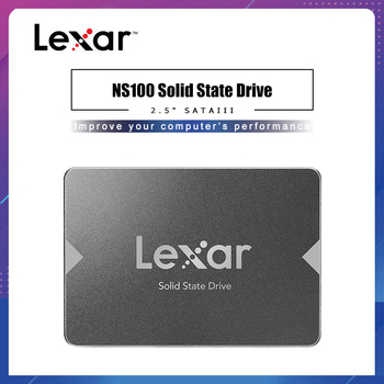 Lexar NS100 SSD 120GB 240GB SATA III 2.5 inch Internal Solid State Drive 256GB Hard Disk HD SSD for Notebook PC