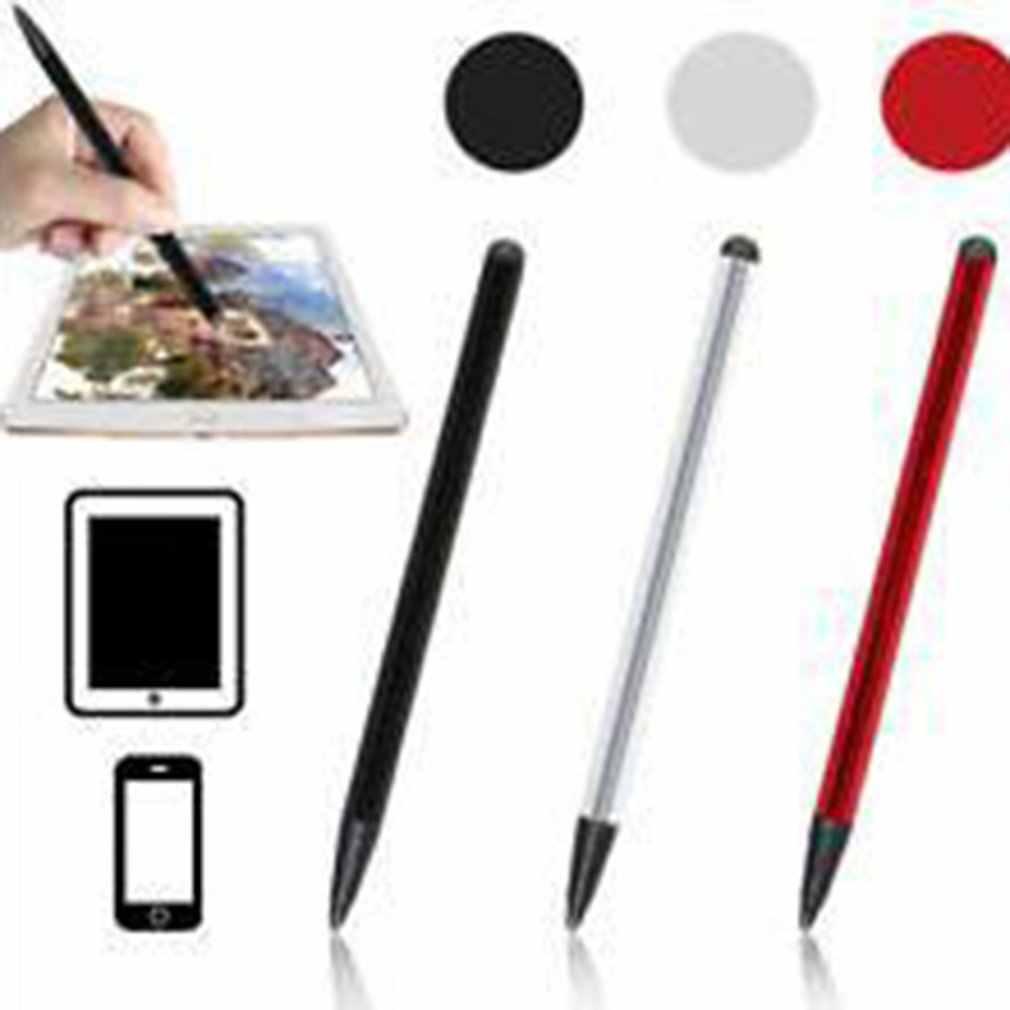 Bolígrafo Stylus universal pantalla táctil resistiva lápiz óptico para teléfono móvil tableta ordenador de bolsillo enviar al azar