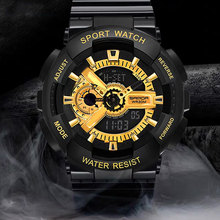 G style Shock Watches Mens Woman Military Army Watch Led Dig