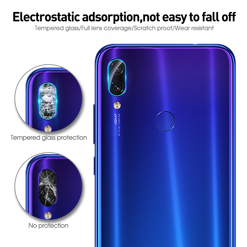 Camera Protective Film for Redmi 6 6A 5X 4A 5 plus Back Lens Protection on xiomi Redmi Note 4X 5 6 7 pro note8 Screen Protector 5