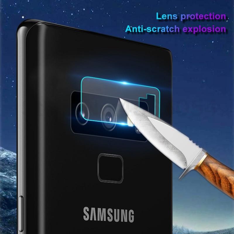 Camera Screen Protective Lens For Samsung Galaxy A30 A50 S10 Plus S10e M30 M20 M10 Camera Film For Samsung Galaxy A9S A9 2018