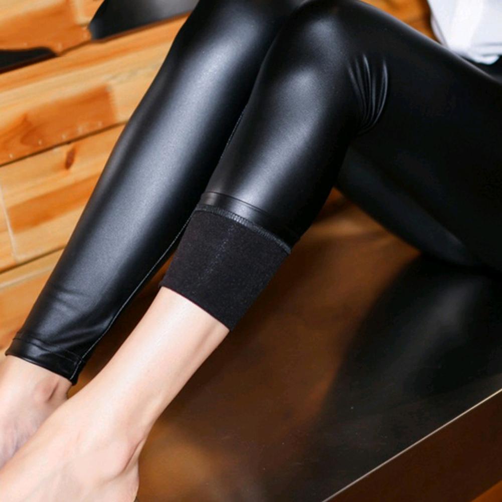Verano negro de cuero de la PU de Mujer Pantalones de cintura alta polainas elástico Sexy pantalones de elástico de talla grande Jeggings лосины Zapatos de hombre de talla grande 47 hombres zapatos casuales de alta calidad 2019 primavera otoño Zapatillas de malla ligera transpirable zapatillas de hombre 46 48