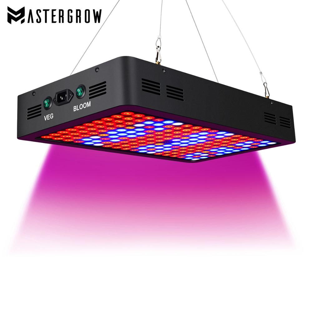 Double Switch 600W 1200W 1800W Full Spectrum LED Grow Light Veg/Bloom Modes For Indoor Greenhouse Grow Tent Plants Grow Led Lamp