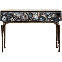 95cm High Console Table with Steel Feet / Customized Length Available