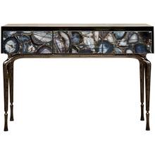 Stół konsolowy o wysokości 95cm ze stalowymi nóżkami dostosowana długość tanie tanio Meble do salonu Stół konsoli Meble do domu