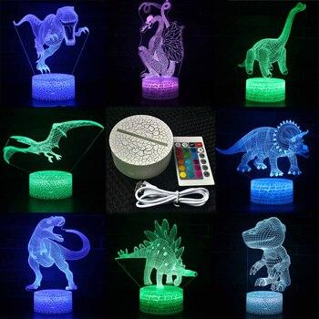 Dinosaur World Nightlight Sleep Lamp Dinosaur Tyrannosaurus Rex Triceratops Spinosaurus Shop Projection Lamp Christmas Gifts rex miller audel machine shop basics