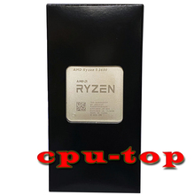 CPU Processor Amd Ryzen AM4 3600-3.6 Six-Core R5 Ghz 7NM 65W NO 2 L3--32m 100-000000031-Socket