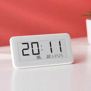 Image 5 - XIAOMI MIJIA Thermometer Pro electronic room thermometer Smart Bluetooth Hygrometer Digital clock  Humidity Sensor Mihome APP