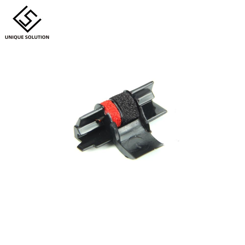 Black/Red IR40T IR 40T Ink Roller Compatible Printer Ribbon for CASIO FR 2550 2500 HR100 HR150 HR7 HR8 HR16 for SAMSUNG ER100 Printer Parts     - title=
